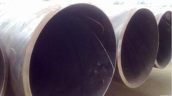 生产厚壁螺旋钢管有什么问题要注意?
